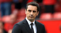 Gary Neville suspects Liverpool could be ready to end their long wait for a Premier League title triumph (Mike Egerton/PA)
