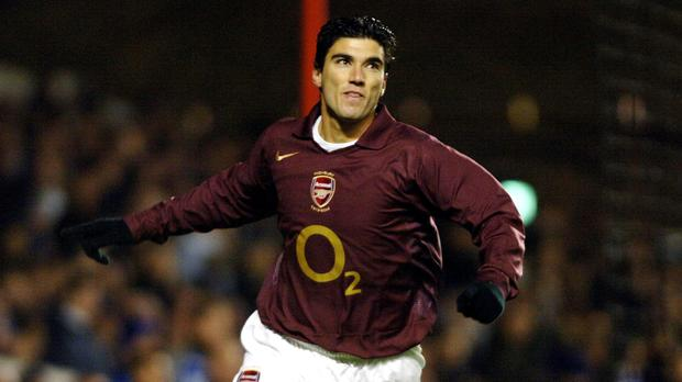 Jose Antonio Reyes, pictured, was hailed in a string of tributes after his death aged 35 (Sean Dempsey/PA)