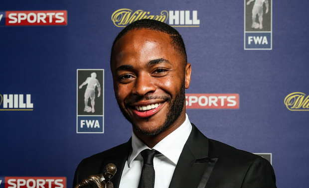 Raheem Sterling. Photo: Steven Paston/PA
