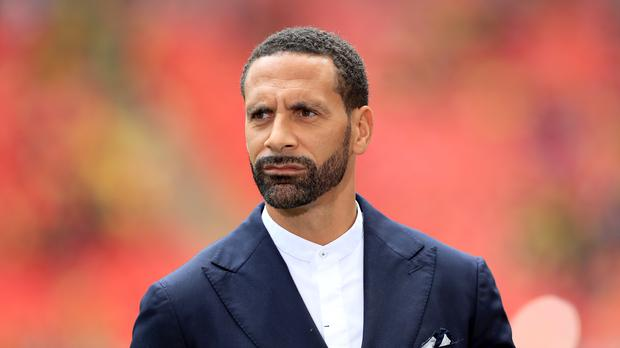 Rio Ferdinand would be open to a return to Manchester United in a technical role (Mike Egerton/PA).