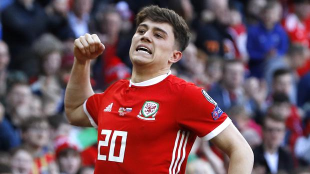 Manchester United signed Daniel James for £15m from Swansea (Darren Staples/PA)