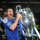Frank Lampard helped Chelsea to win the 2012 Champions League (Owen Humphreys/PA)