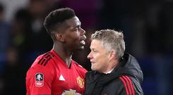 Solskjaer needs to get rid of Paul Pogba