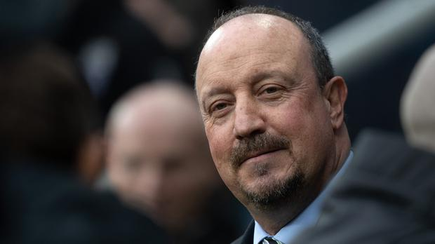 Rafael Benitez will be considering his next move after it was announced he is leaving Newcastle (Ian Hodgson/PA)