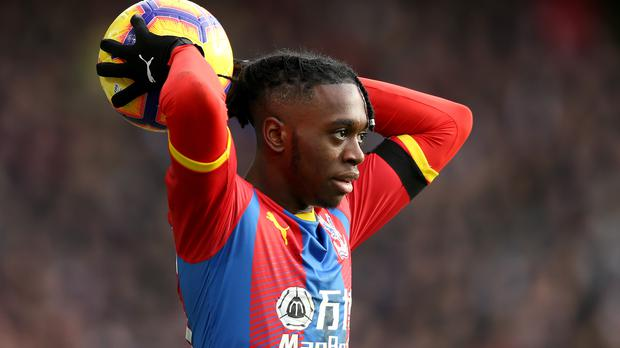 Manchester United are looking to sign Aaron Wan-Bissaka (Paul Harding/PA)