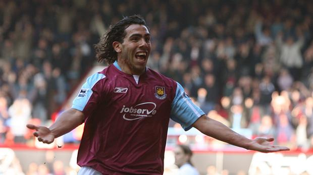 Carlos Tevez finished the 2006/07 season in good goal-scoring form (Lewis Whyld/PA)