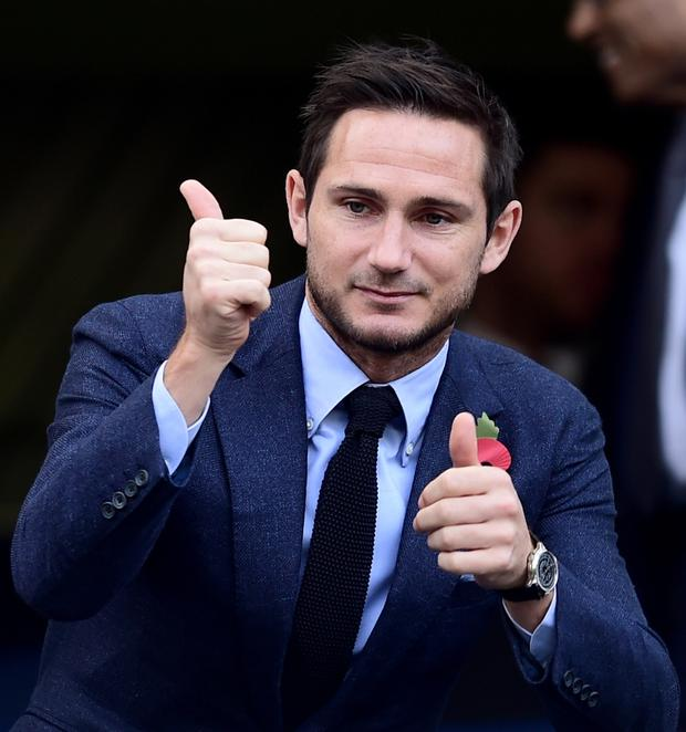 Frank Lampard remains on course to replace Maurizio Sarri as Chelsea boss (Adam Davy/PA)