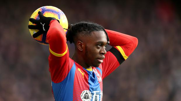 Aaron Wan Bissaka has reportedly completed his move to Manchester United (Paul Harding/PA)