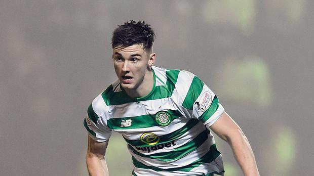 Kieran Tierney could be in the middle of a battle between Arsenal and Napoli, reports say
