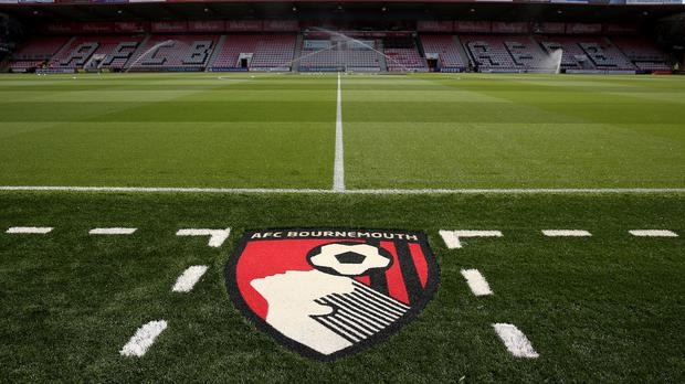 Bournemouth have submitted new training ground plans (Steven Paston/PA)