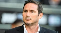 Frank Lampard continues to hold talks with Chelsea (Simon Galloway/PA)