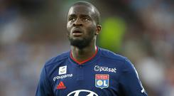 French midfielder Tanguy Ndombele has swapped Ligue 1 for north London (Nigel French/PA)