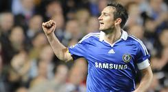 Frank Lampard is Chelsea's new manager (Rebecca Naden/PA)
