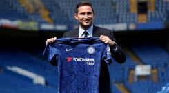 Frank Lampard is Chelsea's all-time record goalscorer and won 11 major honours during a successful 13-year stint (Yui Mok/PA)