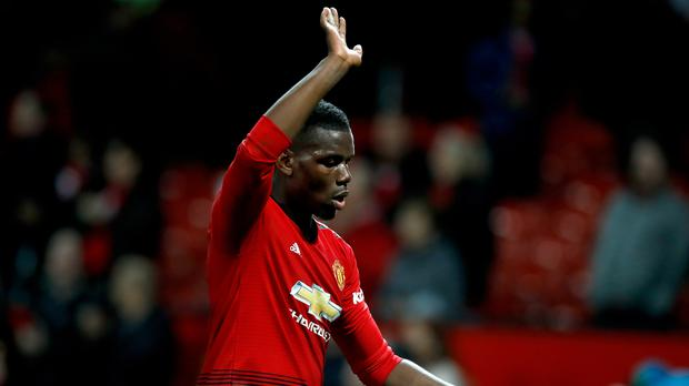 The agent of Manchester United's Paul Pogba claims the midfielder wants to leave the club this summer (Martin Rickett/PA)