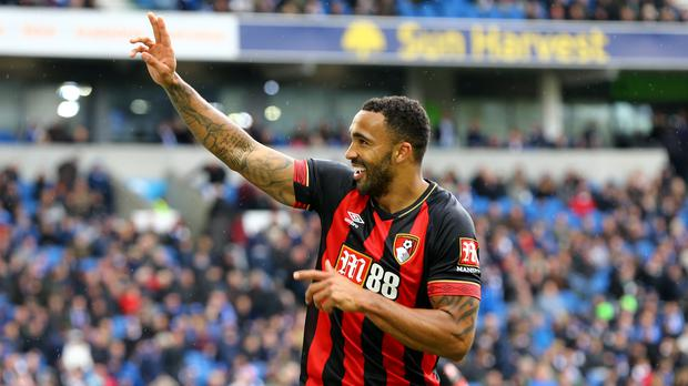 Bournemouth's Callum Wilson is expected to sign a new four-year deal, according to reports (Gareth Fuller/PA)