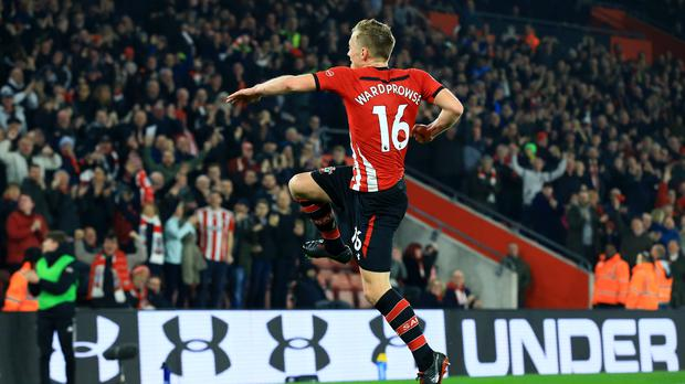 Southampton's James Ward-Prowse hopes to make another leap forward under Ralph Hasenhuttl this season (Mark Kerton/PA)