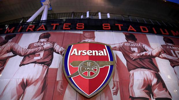 Arsenal have offered the club's full support to the young defender (Adam Davy/PA)