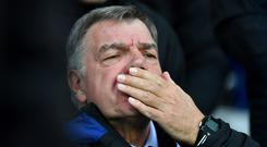 Sam Allardyce has turned down the chance to manage Newcastle for a second time (Anthony Devlin/PA)