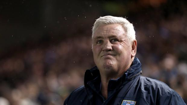 Newcastle are hoping to appoint Sheffield Wednesday boss Steve Bruce as their new manager (Simon Cooper/PA)