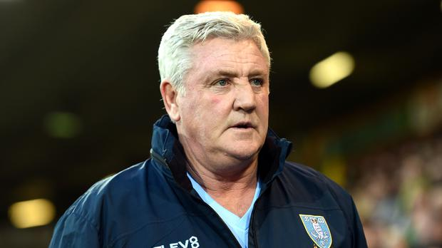 Steve Bruce has confirmed he has held talks with Newcastle over their managerial vacancy (Joe Giddens/PA)