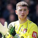 Mark Travers shone on his Bournemouth debut against Tottenham last season. (Mark Kerton/PA)