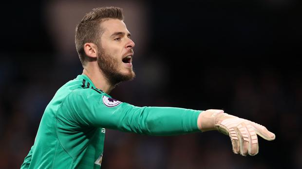 Manchester United goalkeeper David De Gea could be about to sign a new deal at Old Trafford (Nick Potts/PA)