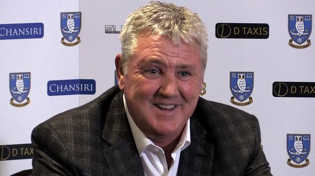 New Newcastle head coach Steve Bruce has vowed to prove his doubters wrong (PA)