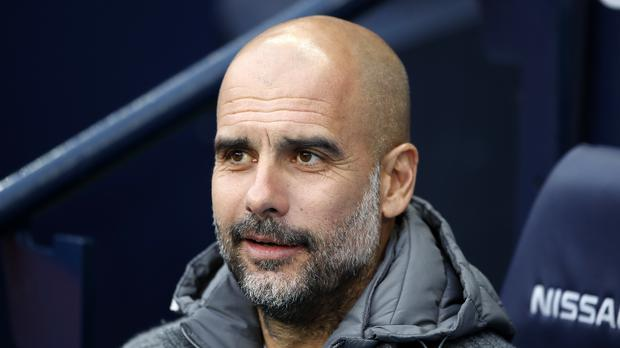 Manchester City manager Pep Guardiola says his boss will learn from their Wolves clash (Martin Rickett/PA)