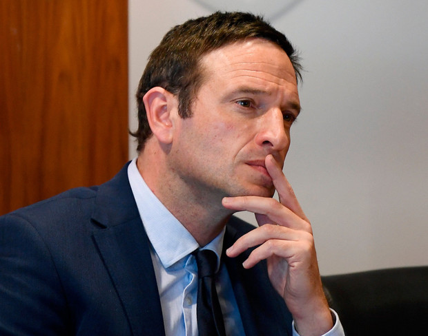 Noel Mooney, the FAI's interim general manager, lauded the Comers' continued backing. Photo: Sportsfile