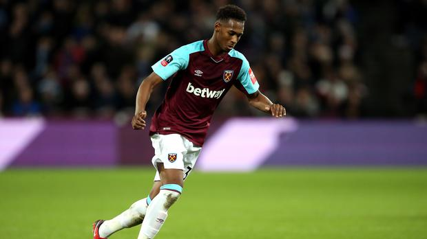 Reece Oxford spent the second half of last season on loan at the Bundesliga club (Nigel French/PA)