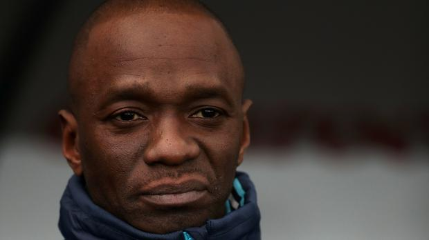Claude Makelele is back at Chelsea in a youth coaching role (Nick Potts/PA)