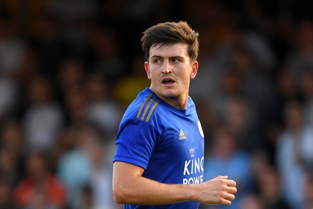 Harry Maguire (Joe Giddens/PA)