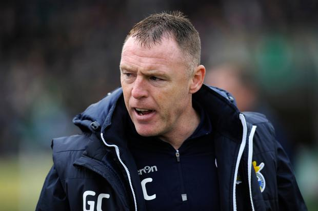 Graham Coughlan: 'This club is all about honest, hard-working people'. Photo: Getty