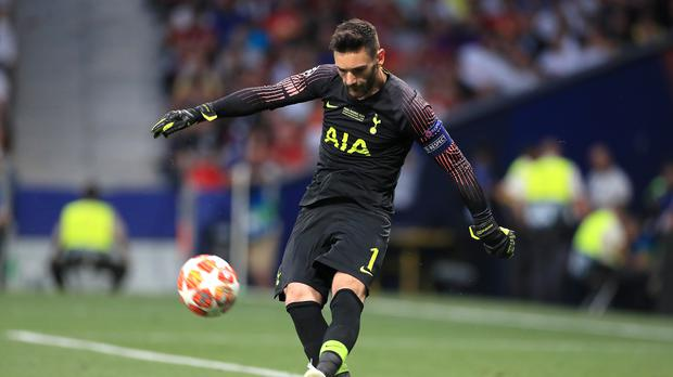 Hugo Lloris is excited about playing a full season in Tottenham's new stadium (Mike Egerton/PA)