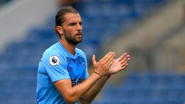 Jay Rodriguez could prove a bargain for Burnley (Clint Hughes/PA)