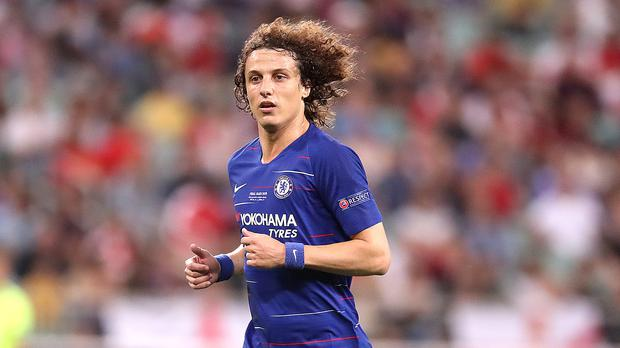 Arsenal boss Emery convinced by ambition of new signing David Luiz