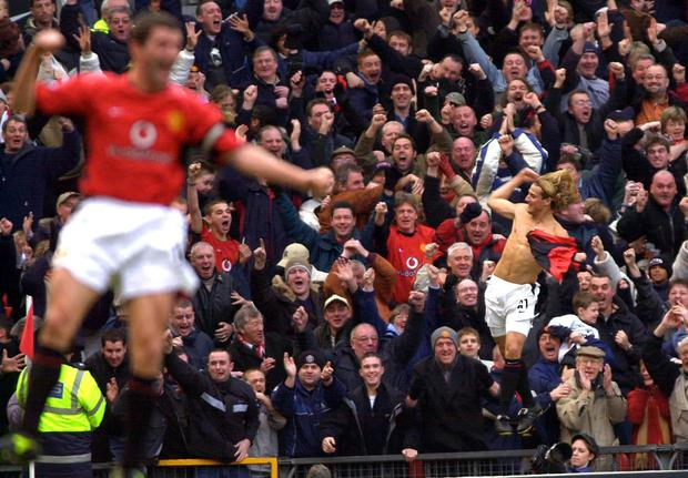 A history of Manchester United v Chelsea – in pictures - Independent ie