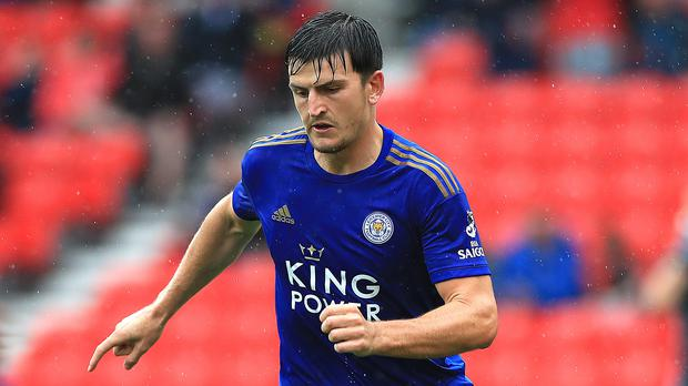 Harry Maguire joined Manchester United for £80million (Mike Egerton/PA)