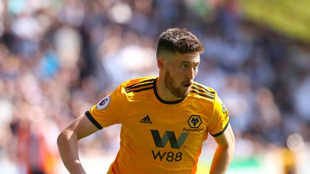 Wolves' Matt Doherty is looking to steal an early march over Leicester (Nick Potts/PA)