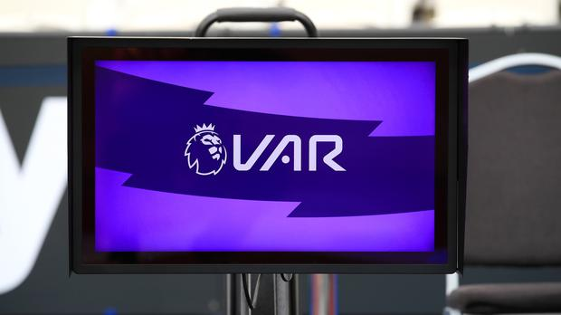VAR has arrived in the Premier League (Adam Davy/PA)