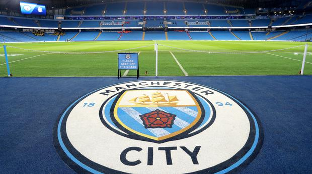 Manchester City have been fined by FIFA (PA)