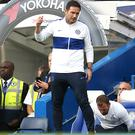 Leicester frustrated Chelsea to a draw in Frank Lampard's first home match in charge (Steven Paston/PA)