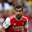 Arsenal's Sokratis Papastathopoulos is aimnig to develop an understanding with new team-mate David Luiz (Nick Potts/PA)