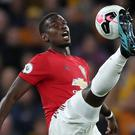 Paul Pogba was a target for racial abuse (Nick Potts/PA)