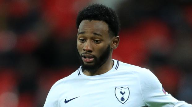Georges-Kevin Nkoudou has left Spurs (Adam Davy/PA)