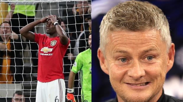 Solskjaer wants United fans to get behind Pogba
