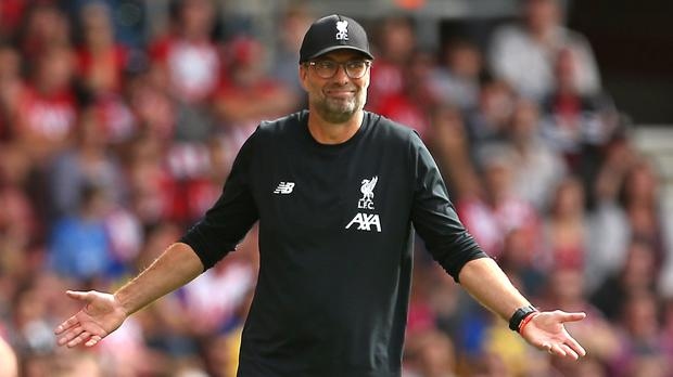 Liverpool manager Jurgen Klopp wants the early closure of the transfer window scrapped (Steve Paston/PA)