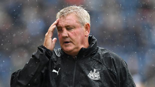 Steve Bruce has a point to prove (Anthony Devlin/PA)