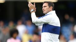 Frank Lampard wants to see Chelsea score from all areas of the pitch (Steven Paston/PA)
